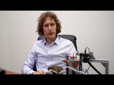 Ultrasonic 3D Printing by Neurotechnology