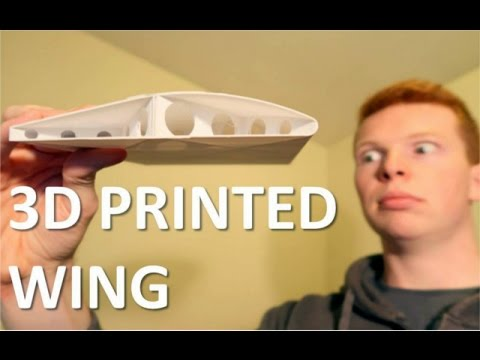 3D Printed plane - How hard can it be?