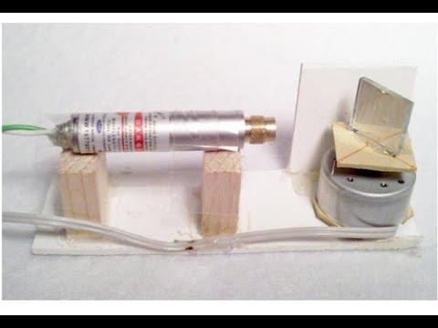 Easy Line Laser Setup