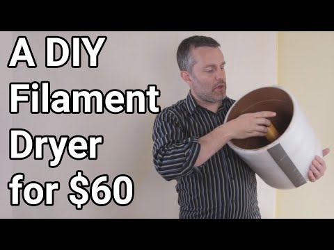 Keeping your 3D Printer Filament Dry is Important.