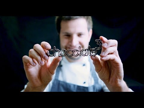chocolate³ - individuelle Schokolade aus dem 3D Drucker (Crowdfunding Video)