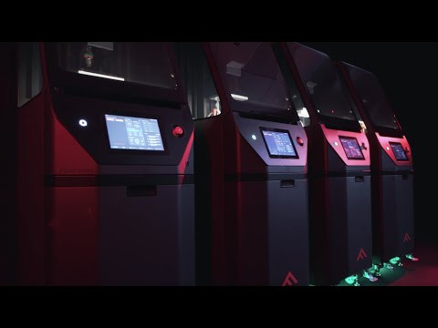 FLUX ONE 3D Printer Features