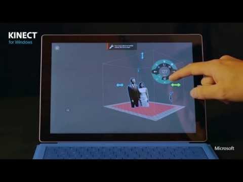 3D Builder App & Kinect