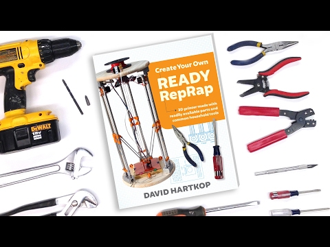 Support the Ready RepRap Book