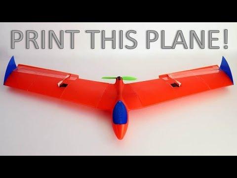 Print THIS Plane! (FREE .stl Files)