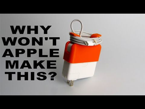 The Power ADAPTER Apple REFUSES to make!
