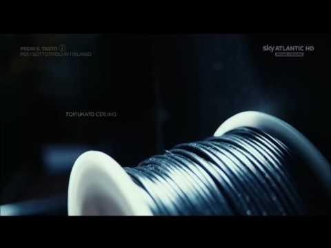 Gomorra 2 scena Stampa pistola in 3D