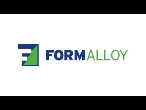 Formalloy - NEW X Series Laser Metal Deposition System
