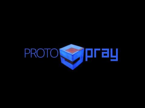 ProtoSpray: fabricating irregularly shaped displays