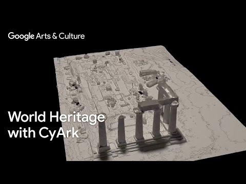 Digitally preserving World Heritage with CyArk