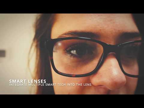 Luxexcel 3D printed lenses - Virtual Introduction