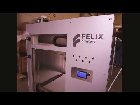 FELIX High-Temperature 3D Printer