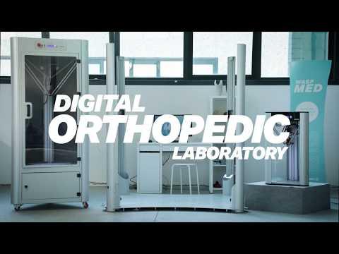 Digital Orthopedic Laboratory by WASP