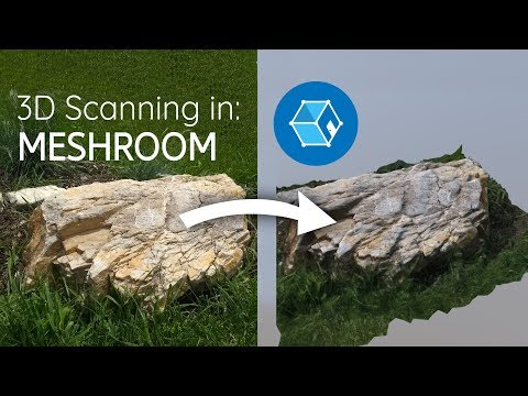 3D Scanning For Free With Meshroom