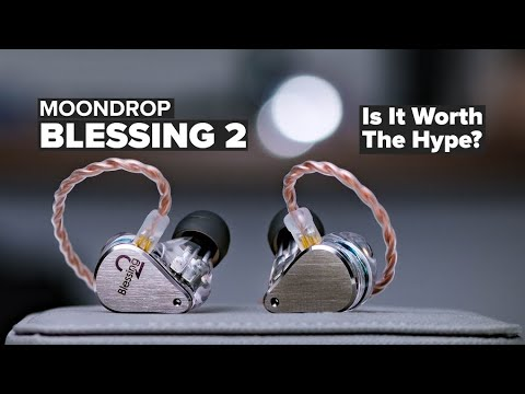 Moondrop Blessing 2 IEM Review - Best new in-ear monitor in 2020?