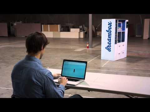 Dreambox: The 3D Printing Vending Machine