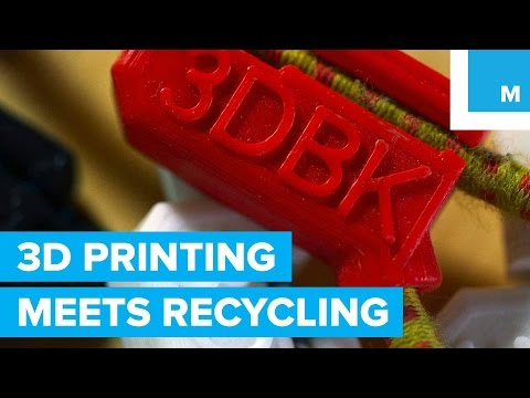 3D Printing with Recycled Potato Chip Bags   Mashable