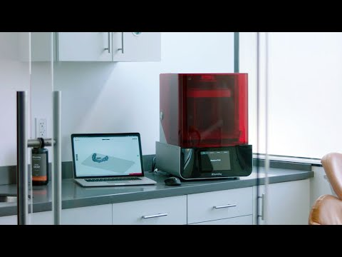 SprintRay Pro Desktop Dental 3D Printer