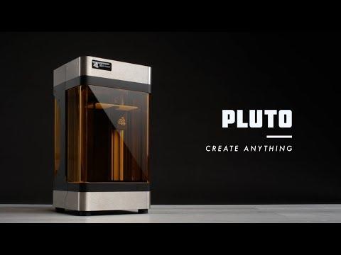 PLUTO - Professional desktop 3D printer
