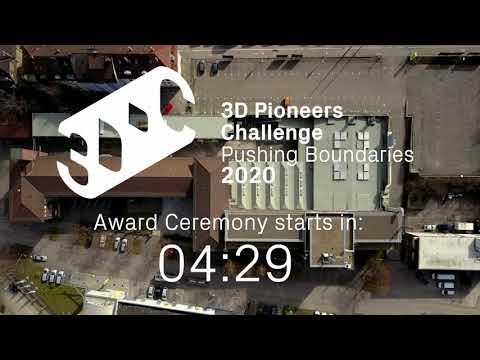 3DPC2020 Award Ceremony