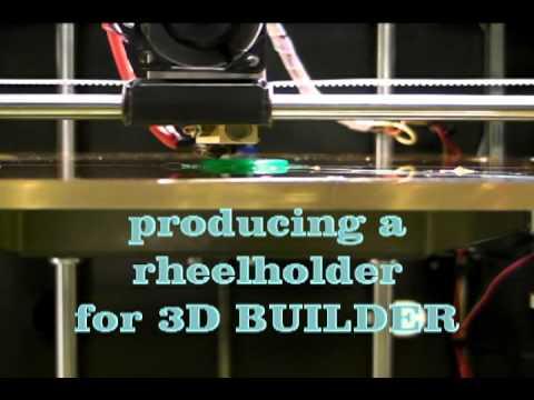 3D Design reprap builder