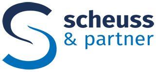 Logo Scheuss & Partner AG