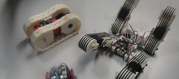 roboter und 3d drucker eine erfolgreiche kombination. Black Bedroom Furniture Sets. Home Design Ideas