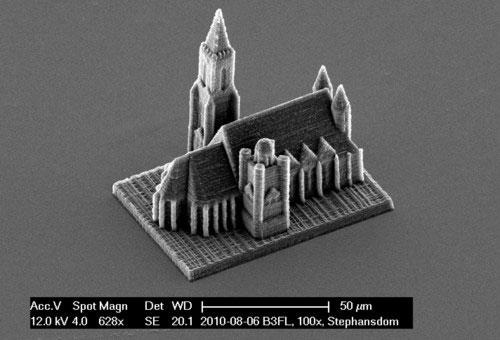 Stephansdom-3D-Druck