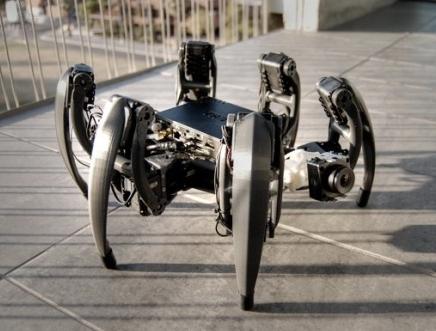 hexapod roboter aus dem 3d drucker update. Black Bedroom Furniture Sets. Home Design Ideas