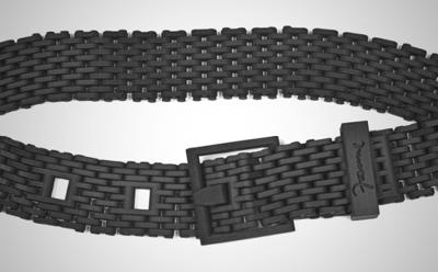 3d druck design boeing 737 und bike chain g rtel. Black Bedroom Furniture Sets. Home Design Ideas