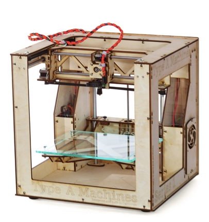 Types a Machines Series 1 3D Printer