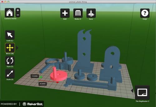 MakerWare-Software