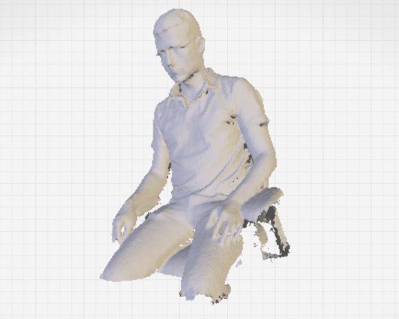 Skanect Kinect 3D Scanning Software - Update: Anleitung für Zuhause
