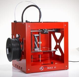 Builder 3D-Drucker mit Dual Extruder