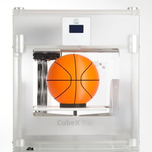 CubeX-Due-Trio-3D-Drucker-3D-Systems