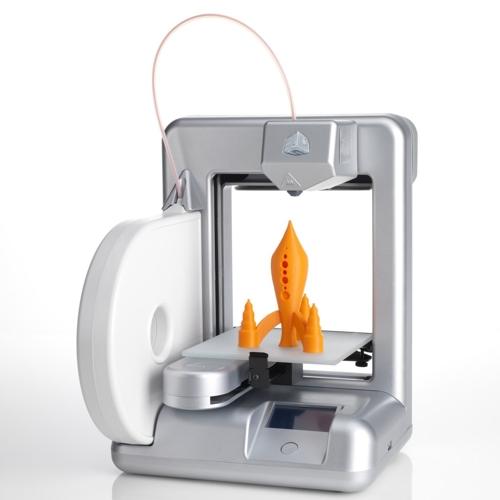 Der neue Cube 3D-Systems 3D-Drucker
