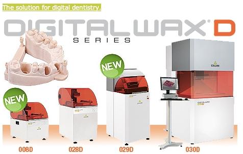 DWS-Digitalwax-D Serie Dental 3D Drucker