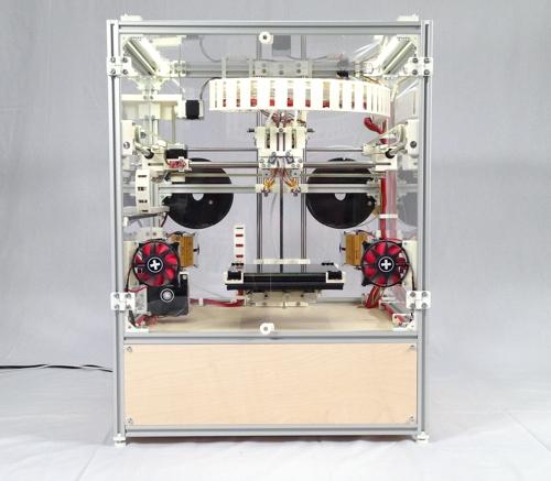 Kühling&Kühling RepRap Industrial 3D-Drucker