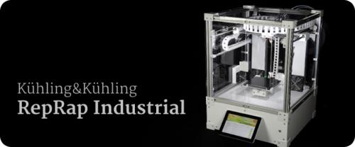 Kühling & Kühling RepRap Industrial  EuroMold