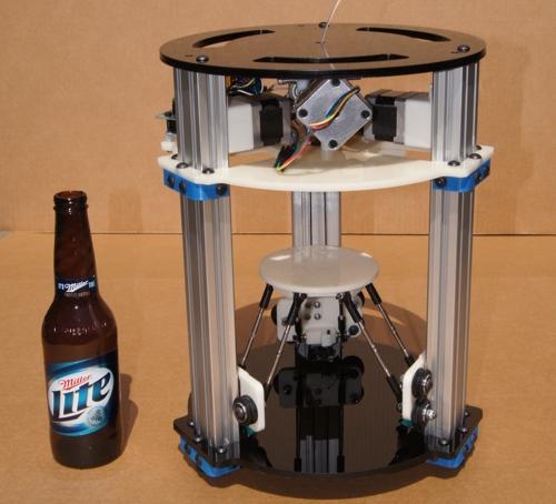 quantum delta 3d drucker. Black Bedroom Furniture Sets. Home Design Ideas