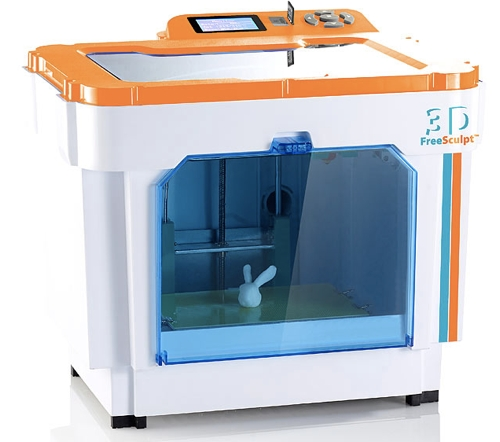 3D FreeSculpt EX1-Basic 3D-Printer Pearl