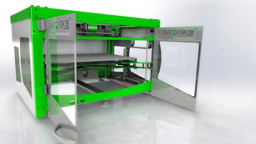HAGE3Dp-A2- 3D-Drucker 1