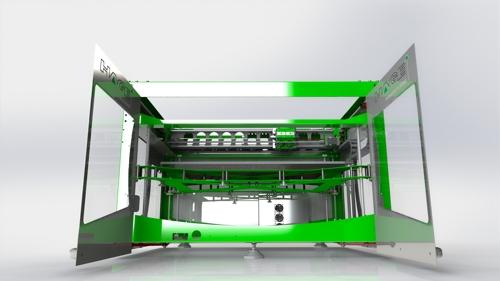 HAGE3Dp-A2- 3D-Drucker 3