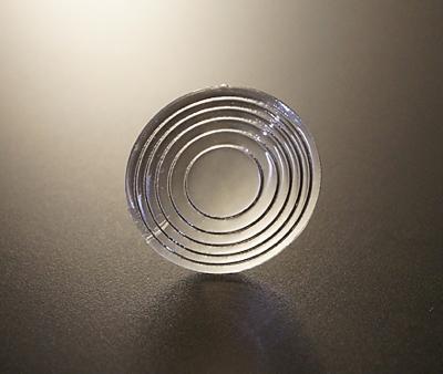 luxexcel Linse 3D Drucker