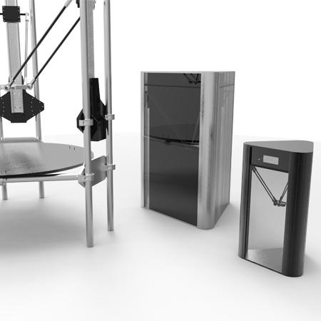 wasp delta family 3d printer update wasp resurrection als cc. Black Bedroom Furniture Sets. Home Design Ideas