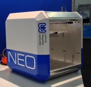 NEO-GermanRepRap-Euromold 3D Printer