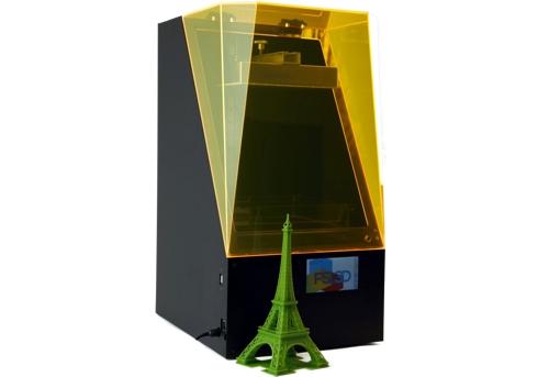 pegasus touch laser sla 3d printer auf kickstarter. Black Bedroom Furniture Sets. Home Design Ideas