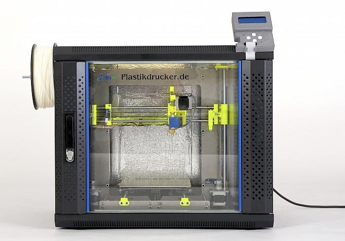 plastikdrucker eigenbau fff 3d drucker. Black Bedroom Furniture Sets. Home Design Ideas