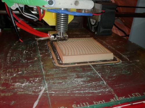 CC-Products LAY-Ceramic- Keramik-Filament für FFF 3D-Drucker