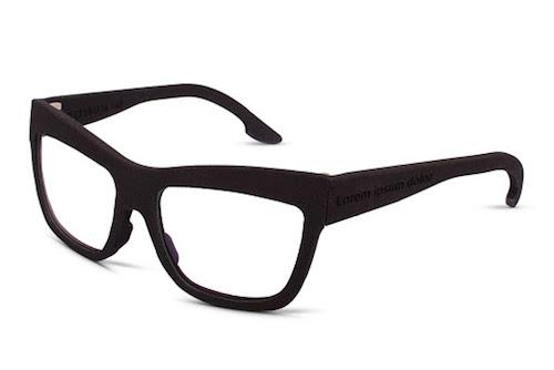 Sneaking Duck Bietet Personalisierbare Brillen Aus Dem 3d Drucker